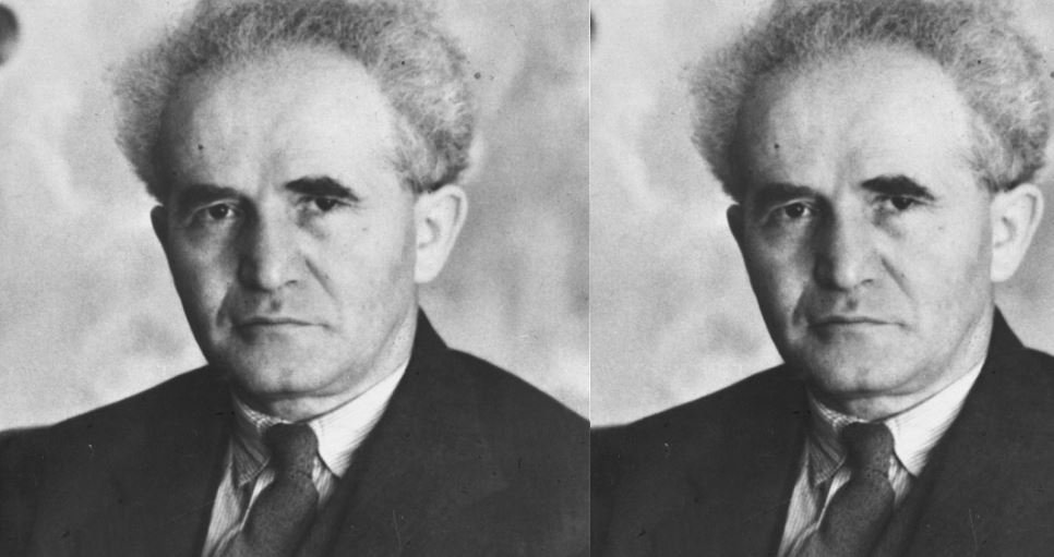 David Ben Gurion Top Most Popular Greatest Jewish Geniuses Ever 2018