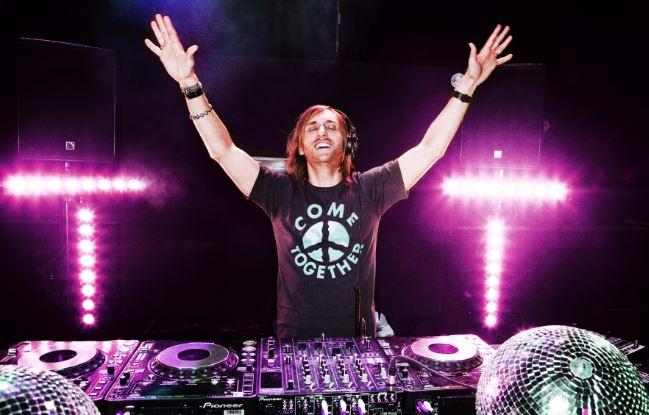 David Guetta Top Most Famous hottest Dj's 2018