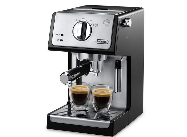 De'Longhi ECP 3420, Top 10 Best Selling Cappuccino Makers For Kitchen 2017
