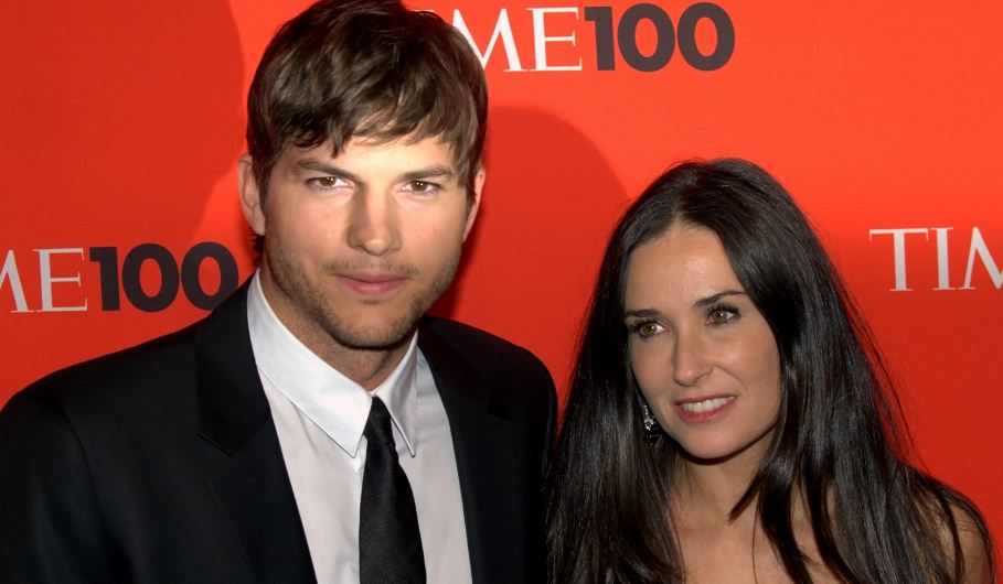 Demi Moore and Ashton Kutcher, Top 10 Most Famous Hollywood Scandals Ever 2018