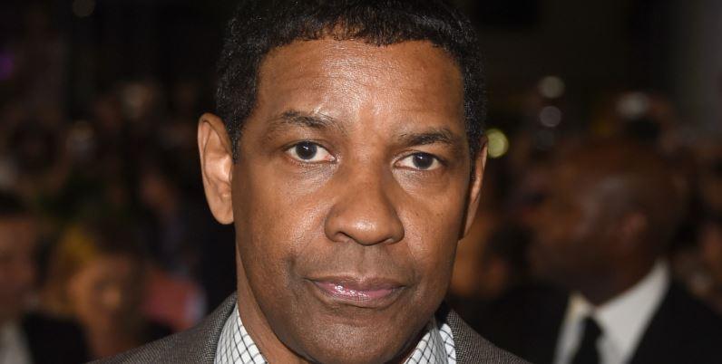 Denzel Washington Top 10 Hottest African-American Men