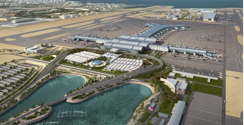 Doha Hamad International Airport Top Best Airports in The World 2017