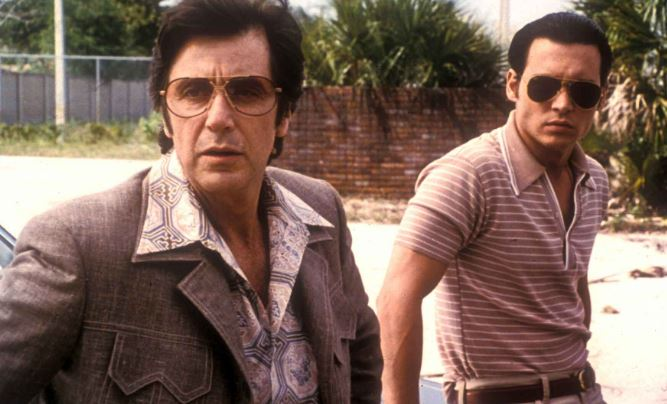 Donnie Brasco Top Famous Movies By Johnny Depp 2019