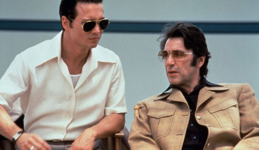 Donnie Brasco Top Most Famous Movies By Al Pacino 2018