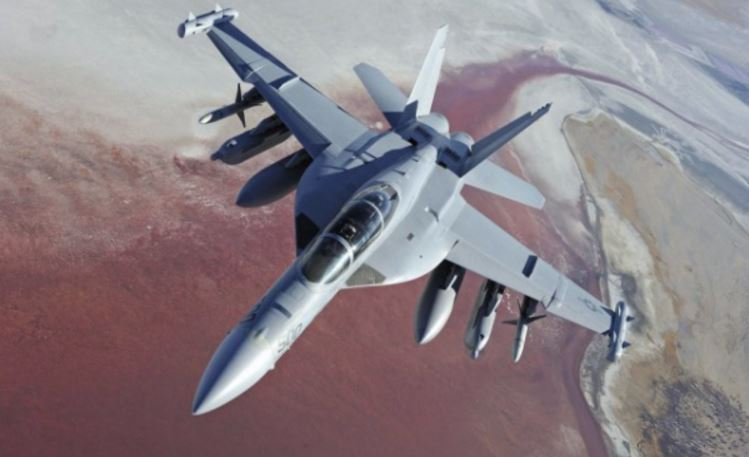 EA-18G Growler Top Most Popular Expensive Military Airplanes 2018