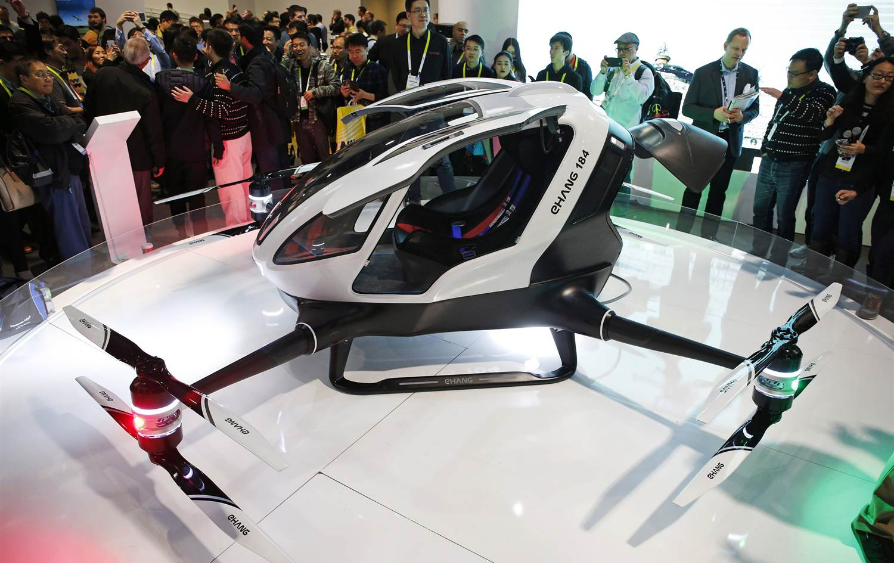 ehang-passenger-drone-top-popular-most-famous-gadgets-2017