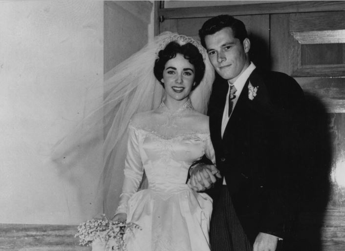 Elizabeth Taylor Top Most Famous Beautiful Brides of All Time 2018