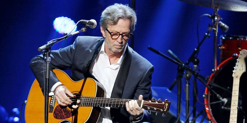Eric Clapton Top Most Popular Greatest Guitarists The World 2018