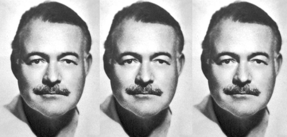 Ernest Miller Hemingway Top Popular American Authors of All Time 2018