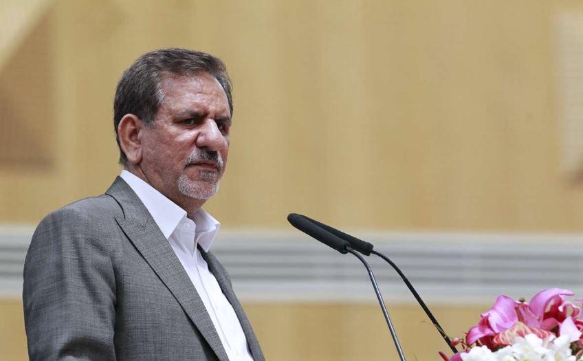 Eshaq Jahangiri Top 10 Best Persian People of The 21st Century