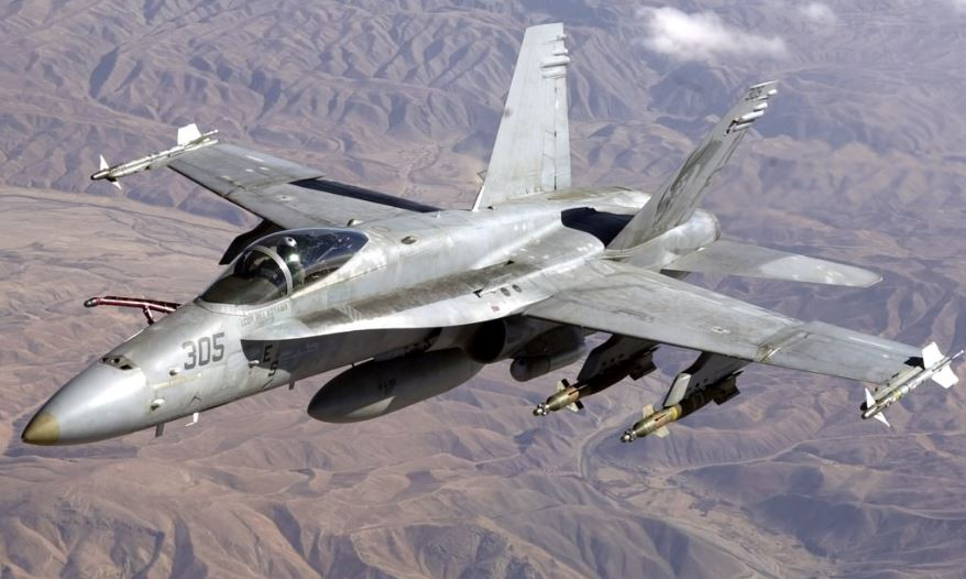 F-A-18 Hornet Top 10 Most Expensive Military Airplanes