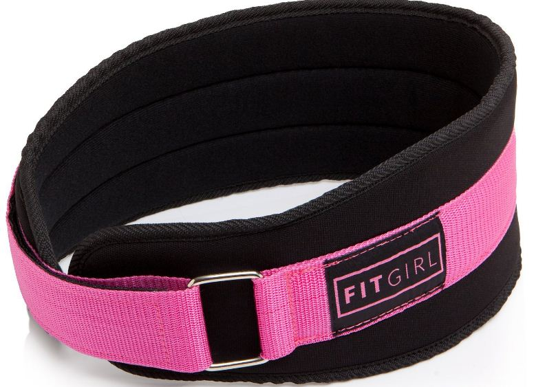 fit girl, Top 10 Best Weight Lifting Belts Reviews 2018