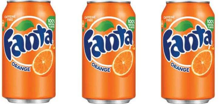 fanta coca cola, Top 10 Best Selling Soft Drink Brands in The World 2017