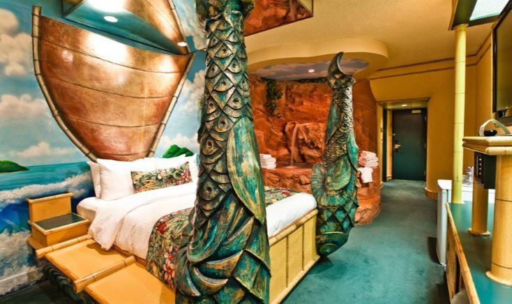 fantasyland hotel, Top 10 Best Travel Destinations For Children Around The World