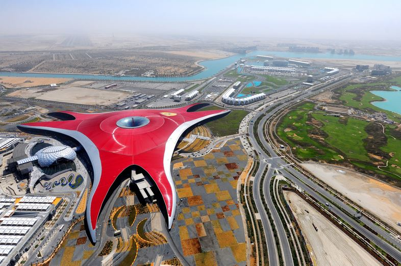 ferrari-world-abu-dhabi-top-attractions-in-united-arab-emirates