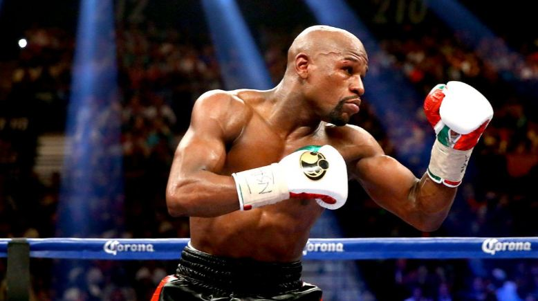 floyd mayweather jr, Top 10 Highest Paid Successful Boxers in The World 2019