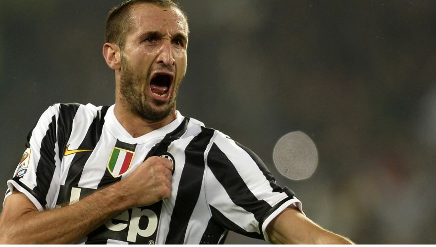 GIORGIO CHIELLINI Top 10 Richest Football Players In Italy