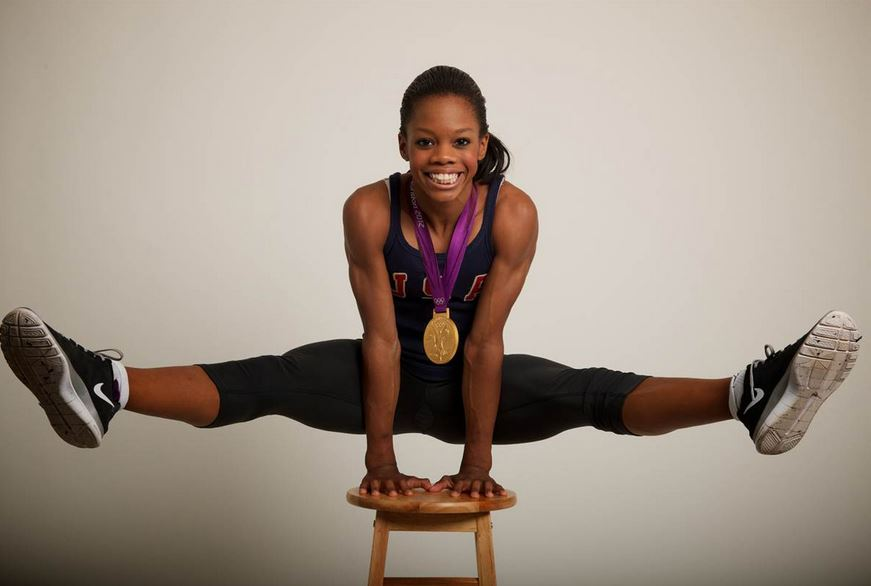 gabby-douglas-top-famous-influential-athletes-of-usa-2018
