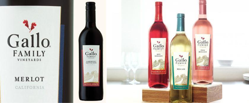 Gallo - Best Selling Wine Brands