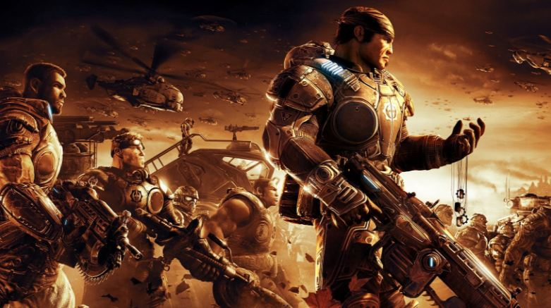 gears of war 2, Top 10 Best Selling Xbox 360 Games in The World 2017