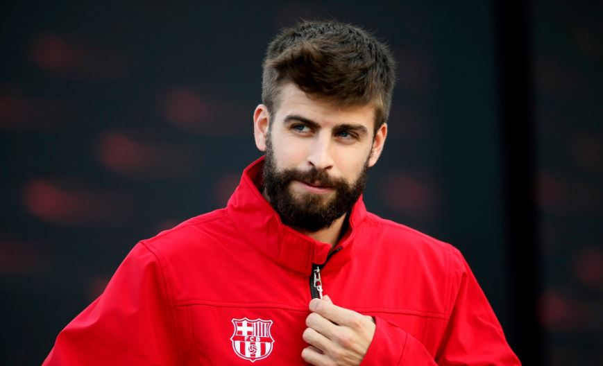 Gerard Pique Top Popular Richest Football Players In Spain 2019