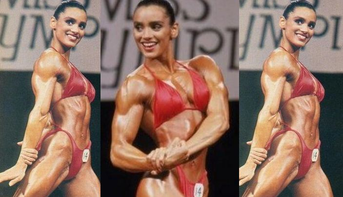 gladys portugues, Top 10 Most Beautiful Sexiest Female Bodybuilders of All Time 2018