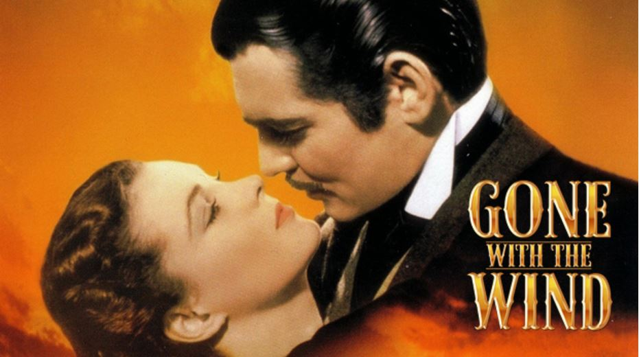 gone with the wind, Top 10 Most Famous Romantic Movies Of All Time