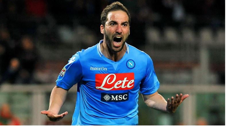 Gonzalo Higuain Top Famous Richest Football Players in Argentina 2019