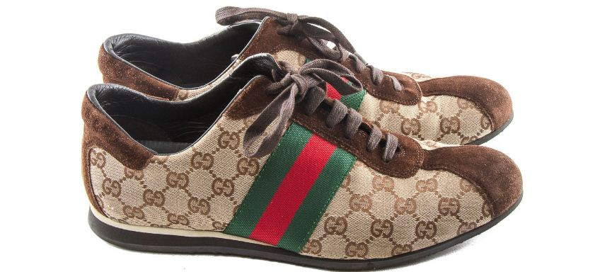 gucci, Top 10 Most Popular Luxurious Shoes Brands 2018