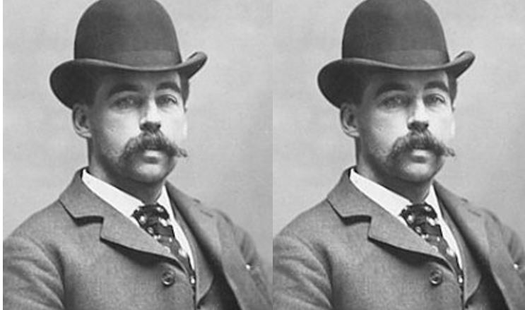 H.H. Holmes Top Famous Cross Country American Serial Killers Ever 2019