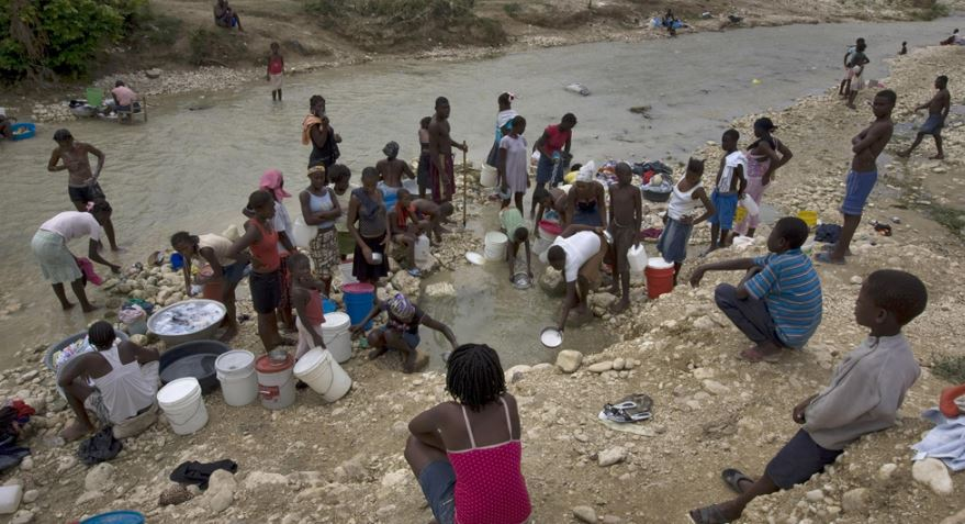haiti-top-10-countries-with-water-shortage