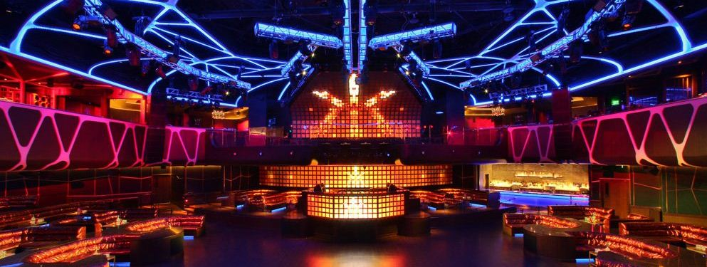 hakkasan, Top 10 Best Nightclubs in Las Vegas 2018