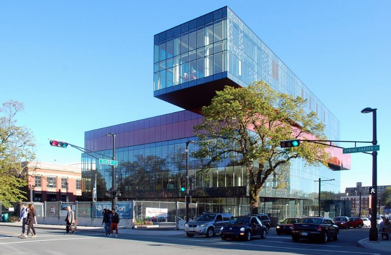Halifax Library Top 10 Most Beautiful Libraries in The World
