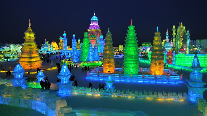 Harbin Worldwide Ice and Snow Design Celebration, China, Top 10 Most Amazing Festivals In The World 2017