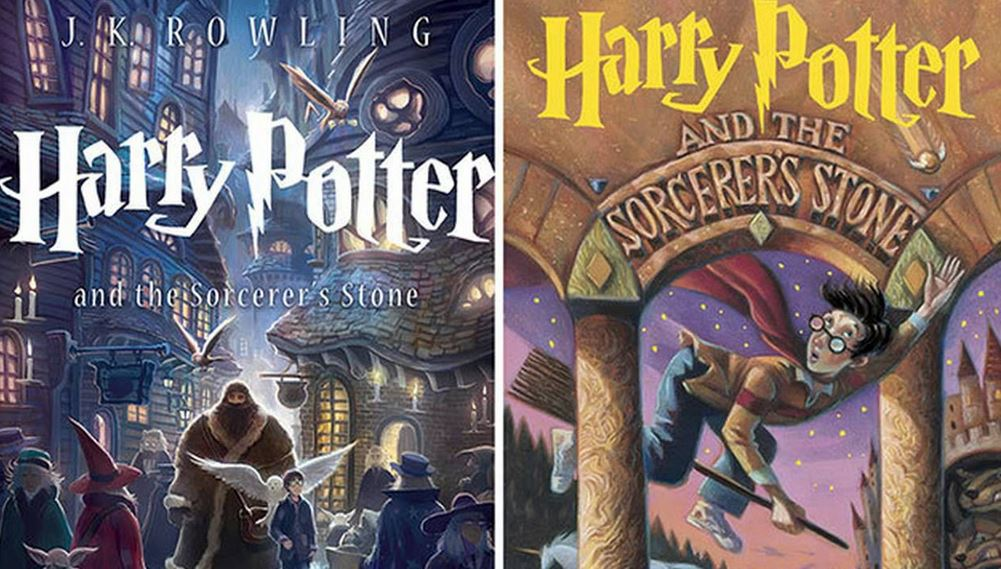 Harry Potter and the Sorcerer's Stone, Top 10 Best Selling Books To Read This Year 2017