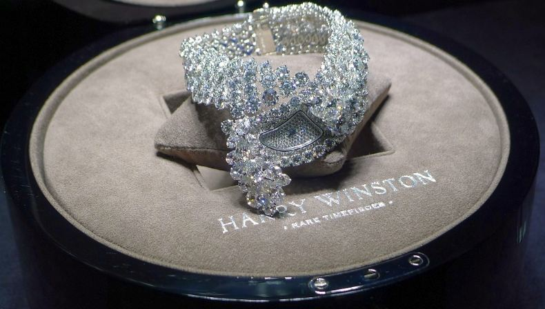 Harry Winston Top 10 Most Expensive Jewelry Brands in The World