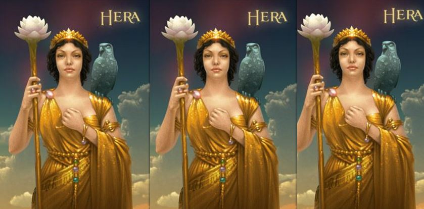 Hera (Juno) Top 10 Mythical People Ever