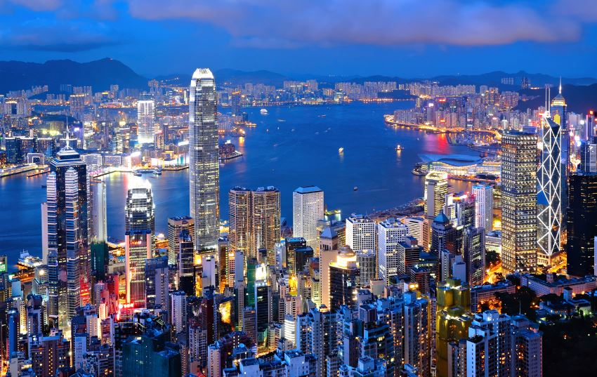 Hong Kong – China Top 10 Best Destinations to Travel Alone