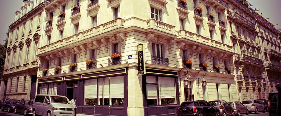 Hotel Bradford Elysees Paris