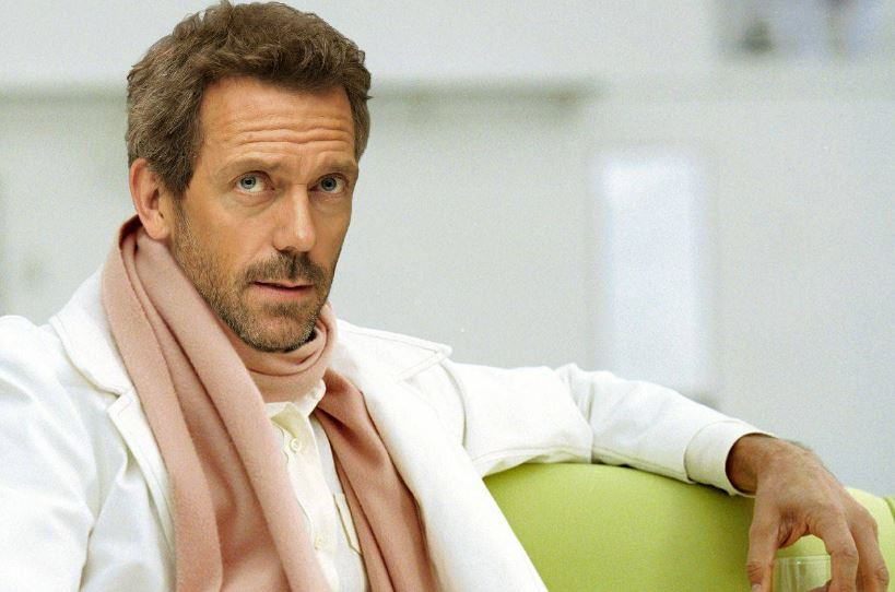 Hugh Laurie Top Most Famous British Comedians Ever 2017