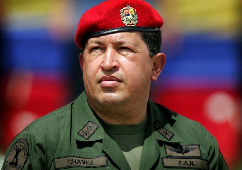 hugo chavez, Top 10 Latin American Historical Figures