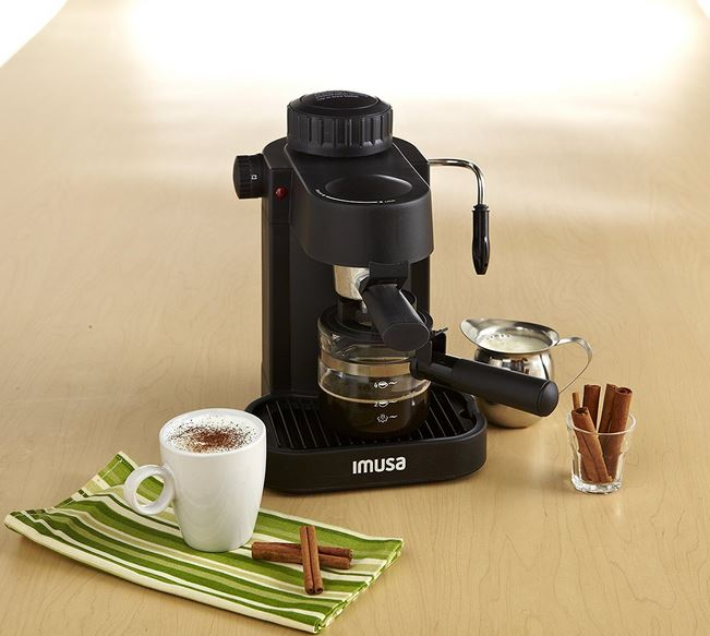 IMUSA GAU-18200, Top 10 Best Selling Cappuccino Makers For Kitchen 2017