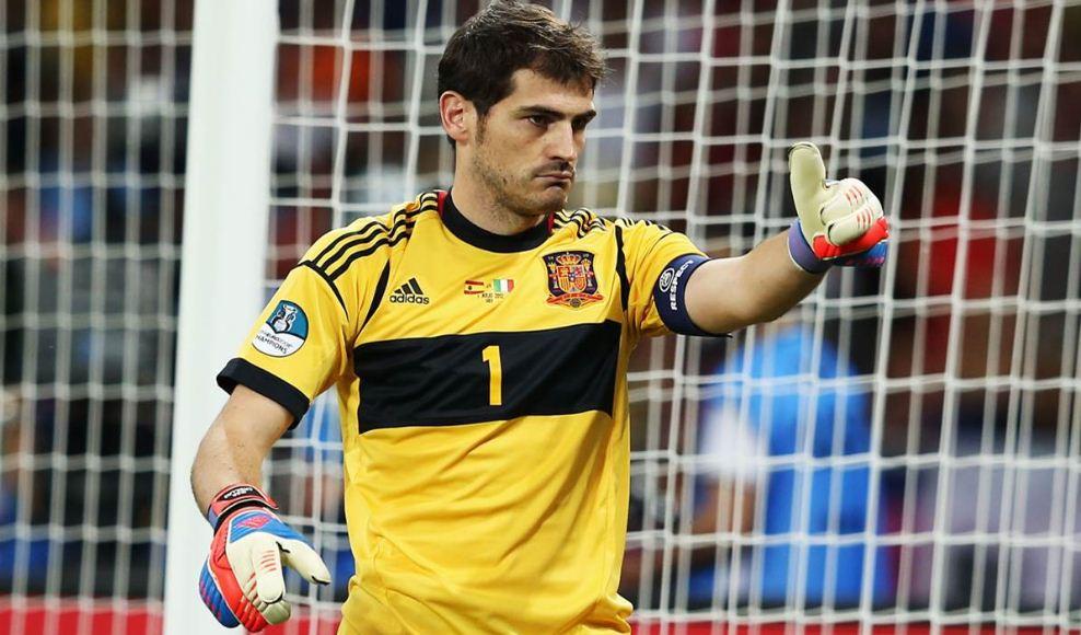 Iker Casillas, Top 10 Best Football Goalkeepers in The World 2019