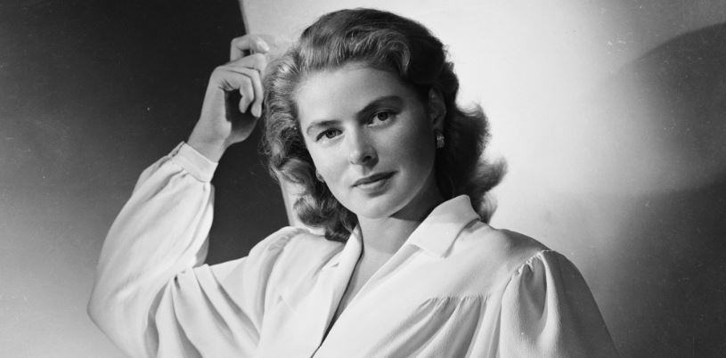 Ingrid Bergman Top Most Popular People Who Died On Their Birthday 2018