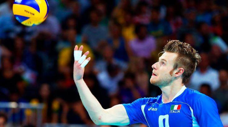 Ivan Zaytsev Top Most Popular Handsome Volleyball Players in The World 2018