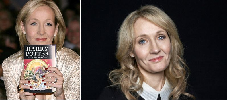 J.K Rowling - Best Selling Authors