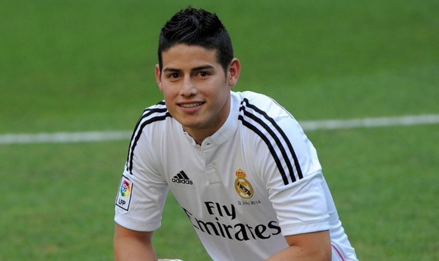 james-rodriguez-top-popular-richest-football-players-in-colombia-2019