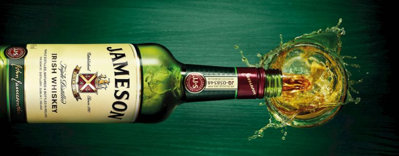 jameson irish whiskey, Top 10 Best Selling Alcoholic Drinks in The World 2017