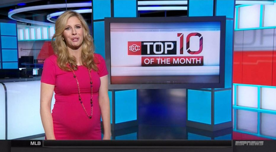 jane mccarthy, Top 10 Hottest Women Sports Reporters Ever 2017