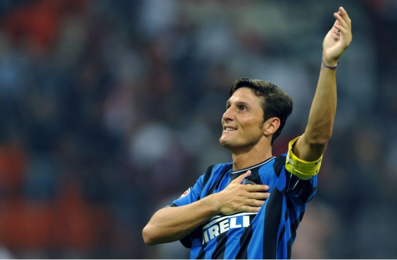 Javier Zanetti Top 10 Richest Football Players in Argentina